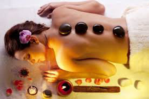 Hot Stone Massages – $75 (60 mins) $110 (90 mins)